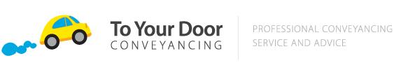 To Your Door Conveyancing Logo